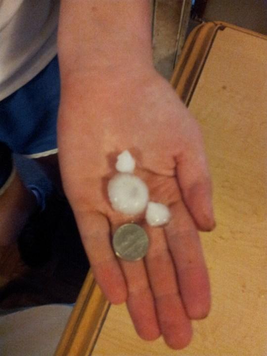 Hail in Vici