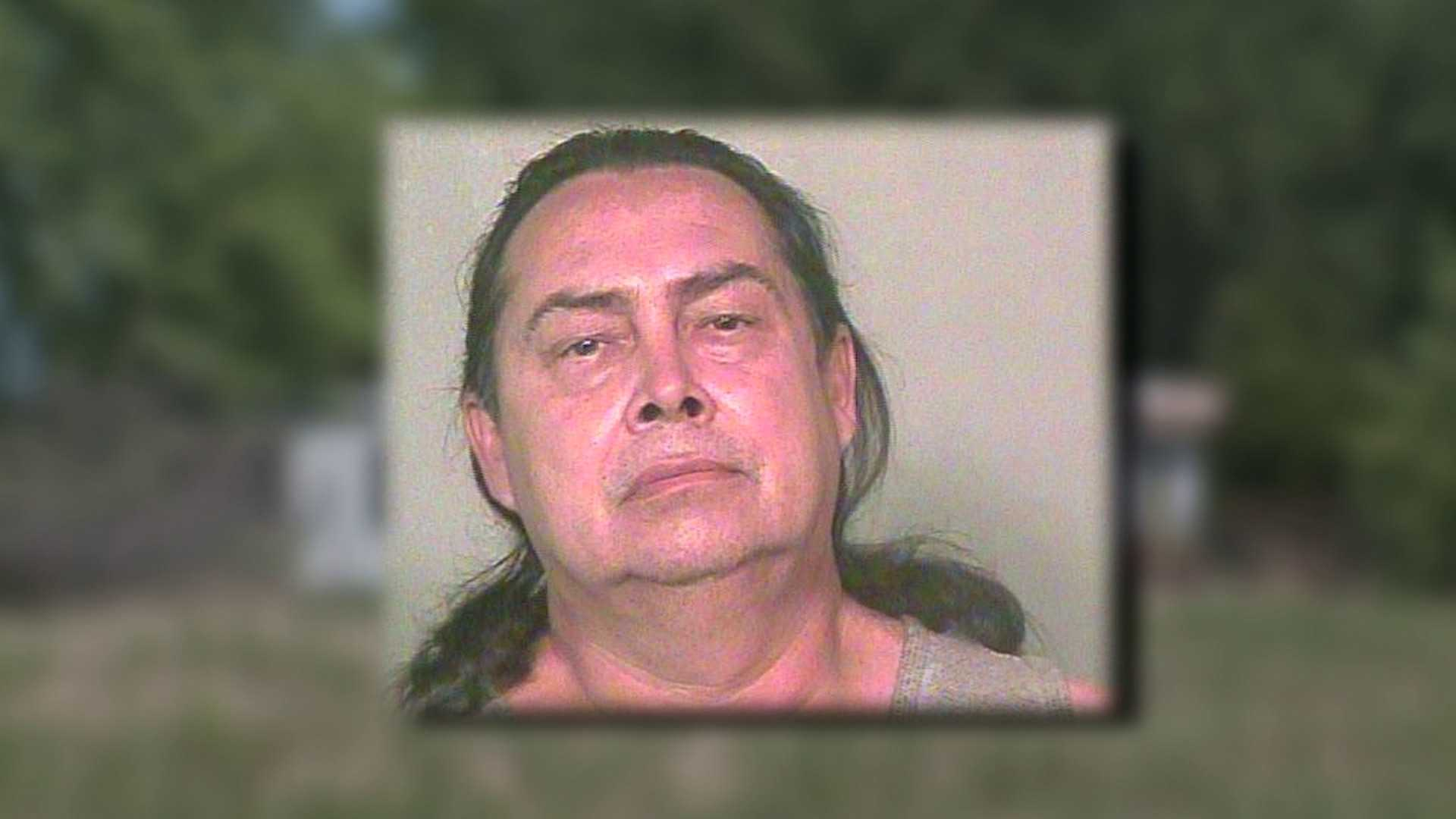 Man arrested for animal neglect