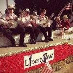 Libertyfest float - Sara Celi