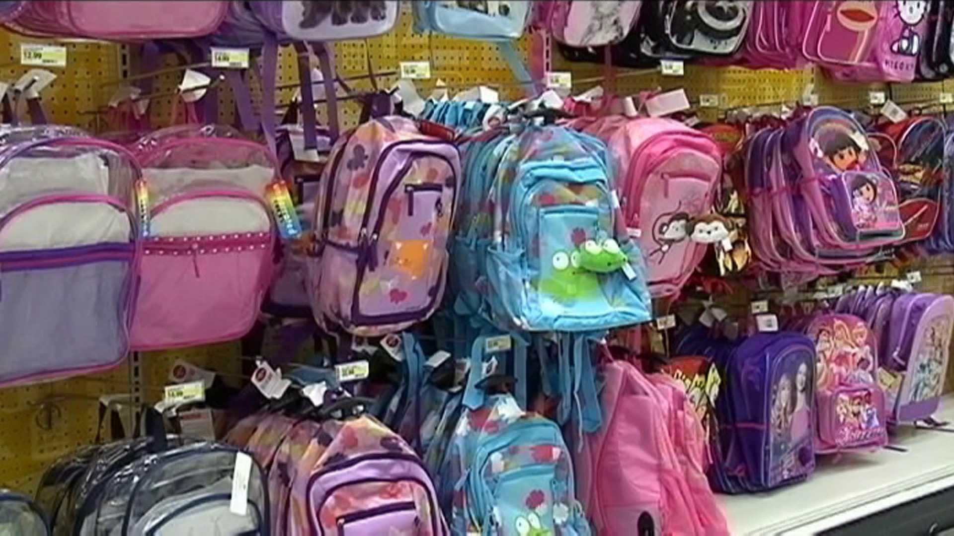 Back-to-school gear