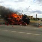 I-35 wreck - Jeff Booze