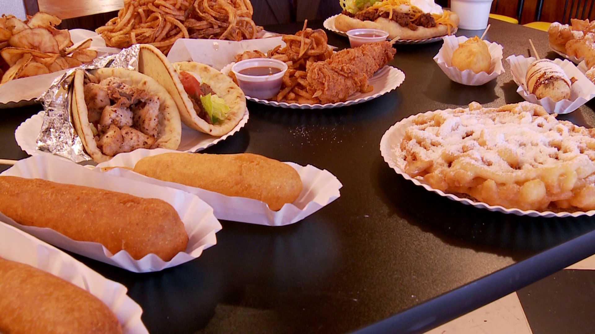 State fair food