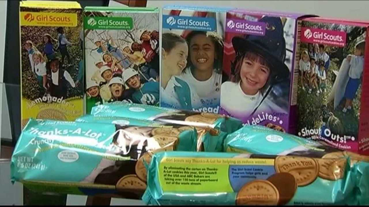 Girl Scouts to host drive-up cookie sales event at multiple Oklahoma locations
