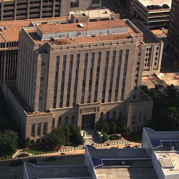 Oklahoma County courthouse