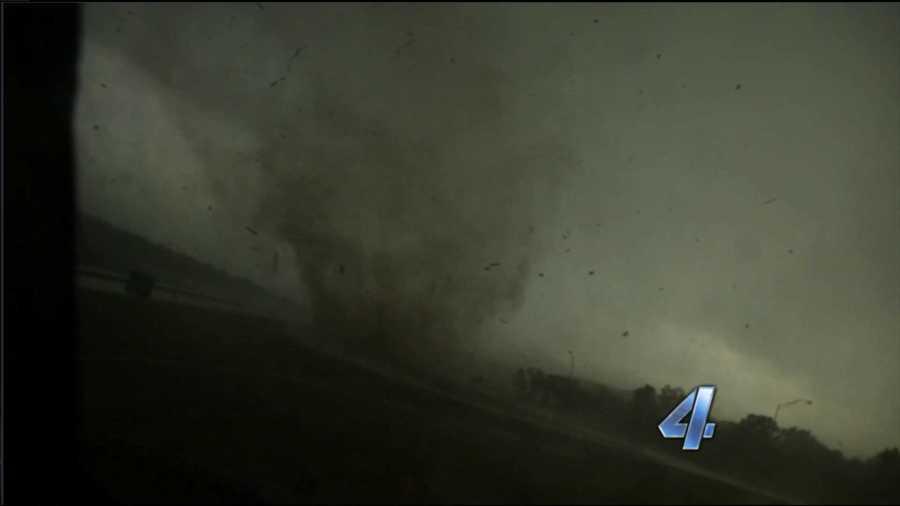 Dominator 4 tornado in Okla. tornadoes May 19