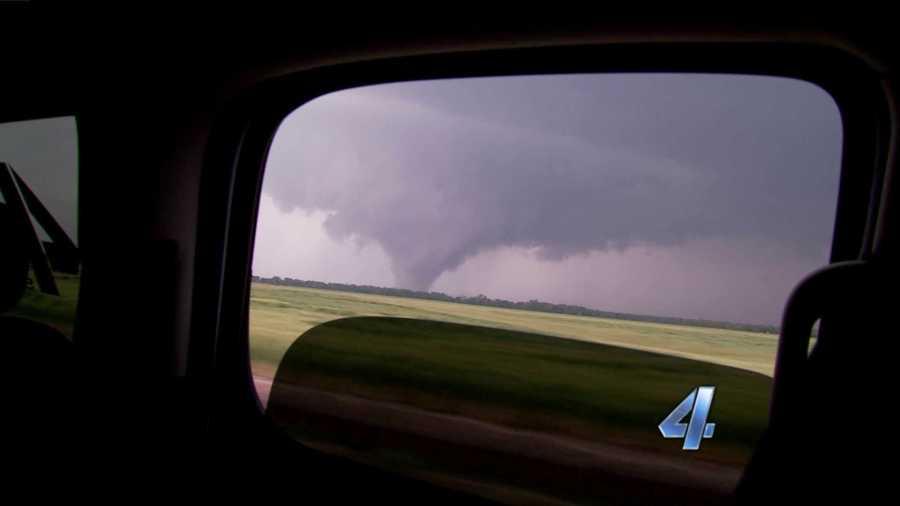 Shawnee tornado