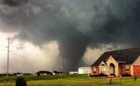 Moore tornado May 20 - Marshall Brozek