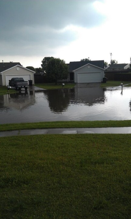 Moore flooding Jennifer Lynn Brown