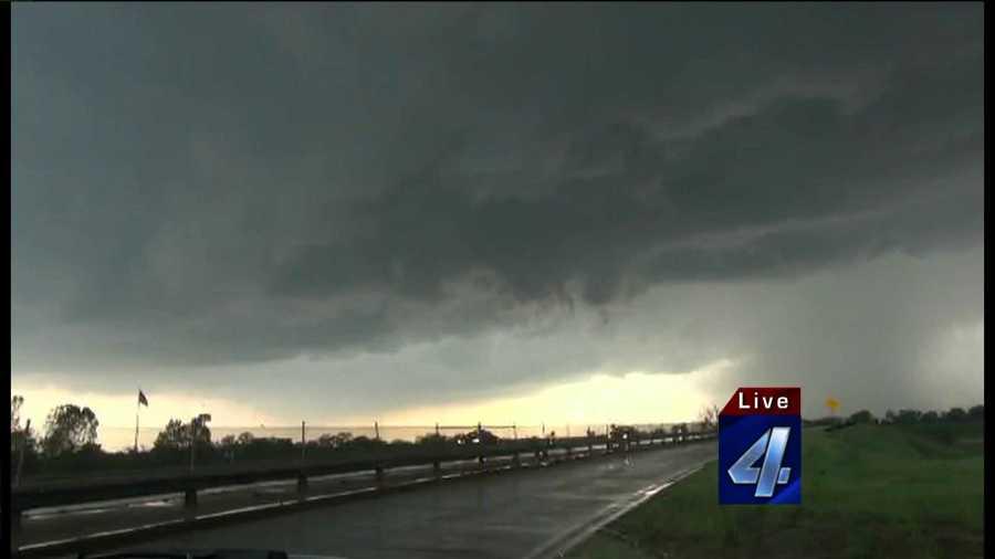 Norman tornado