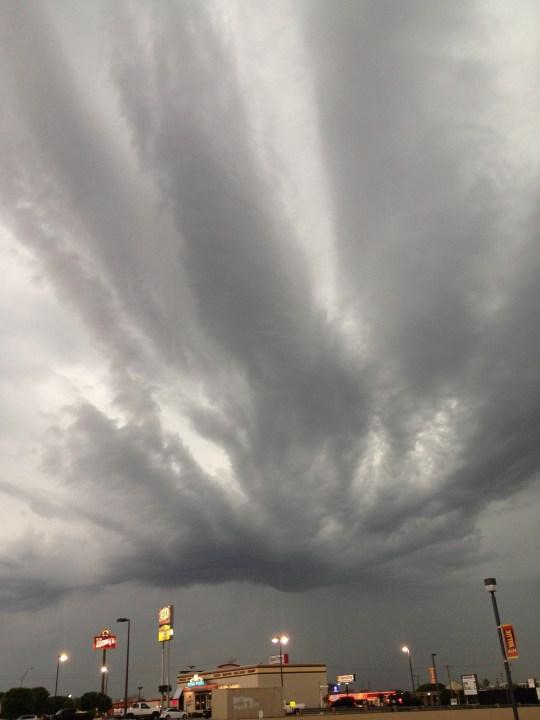Yukon clouds - Brandi Goodspeed