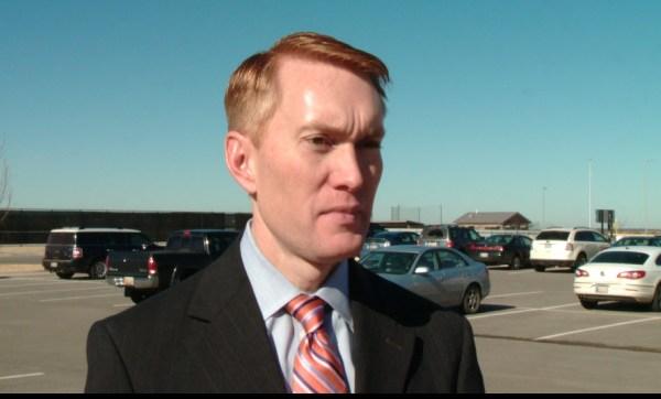 U.S. Senator James Lankford from Oklahoma