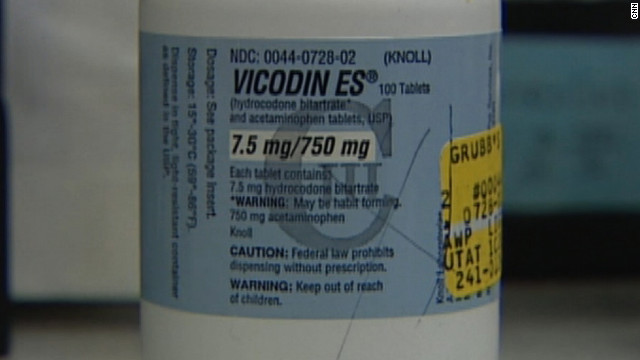 Vicodin is one of the prescription drug that contains acetaminophen.