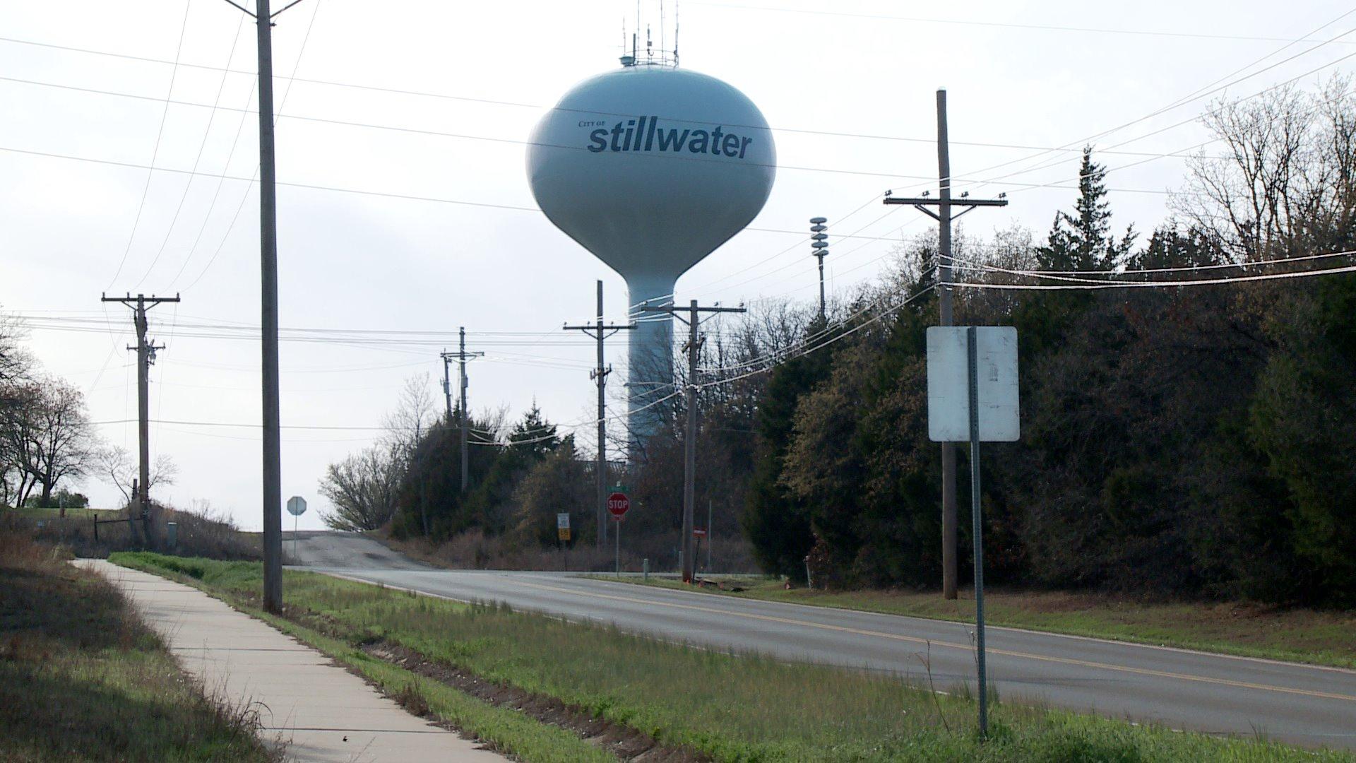 Stillwater water tower