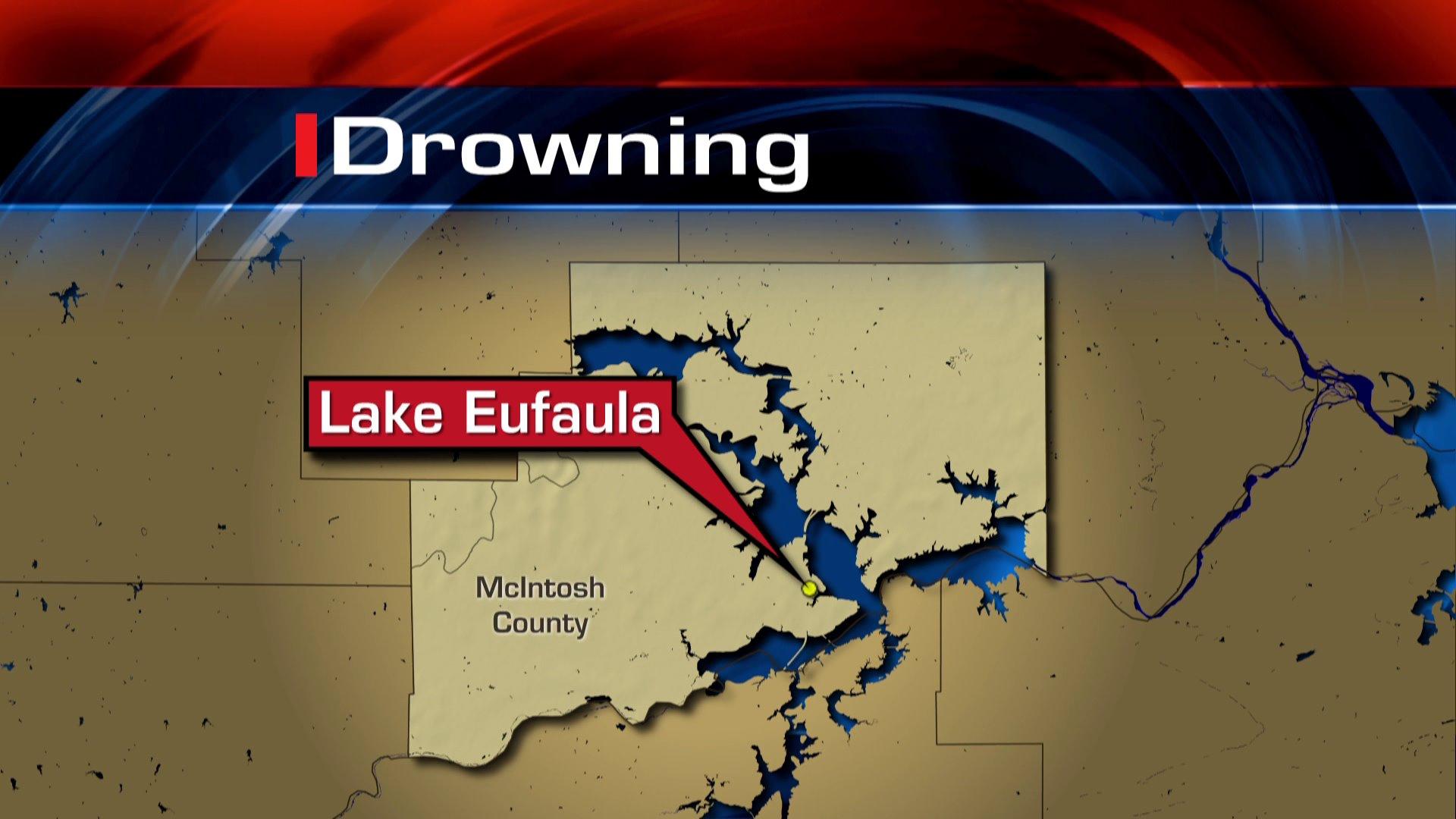 Drowning at Lake Eufaula