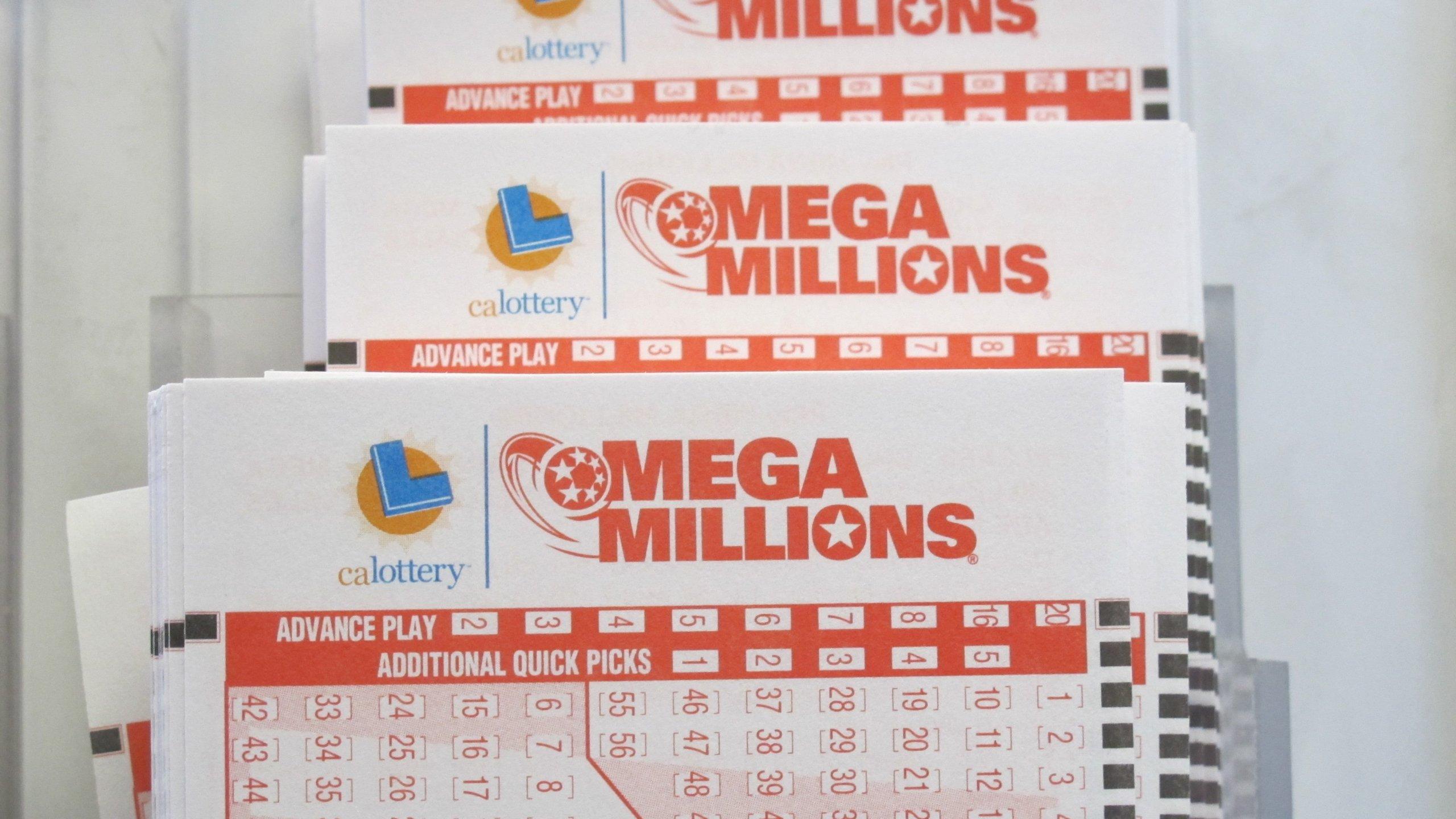 Check Those Tickets 3 Million Mega Millions Lottery Ticket Sold In Oklahoma Kfor Com Oklahoma City