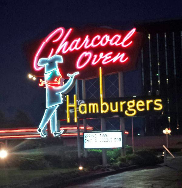 Iconic Charcoal Oven restaurant reopens in Oklahoma City