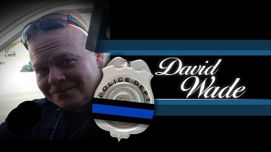 Logan Co. Deputy David Wade