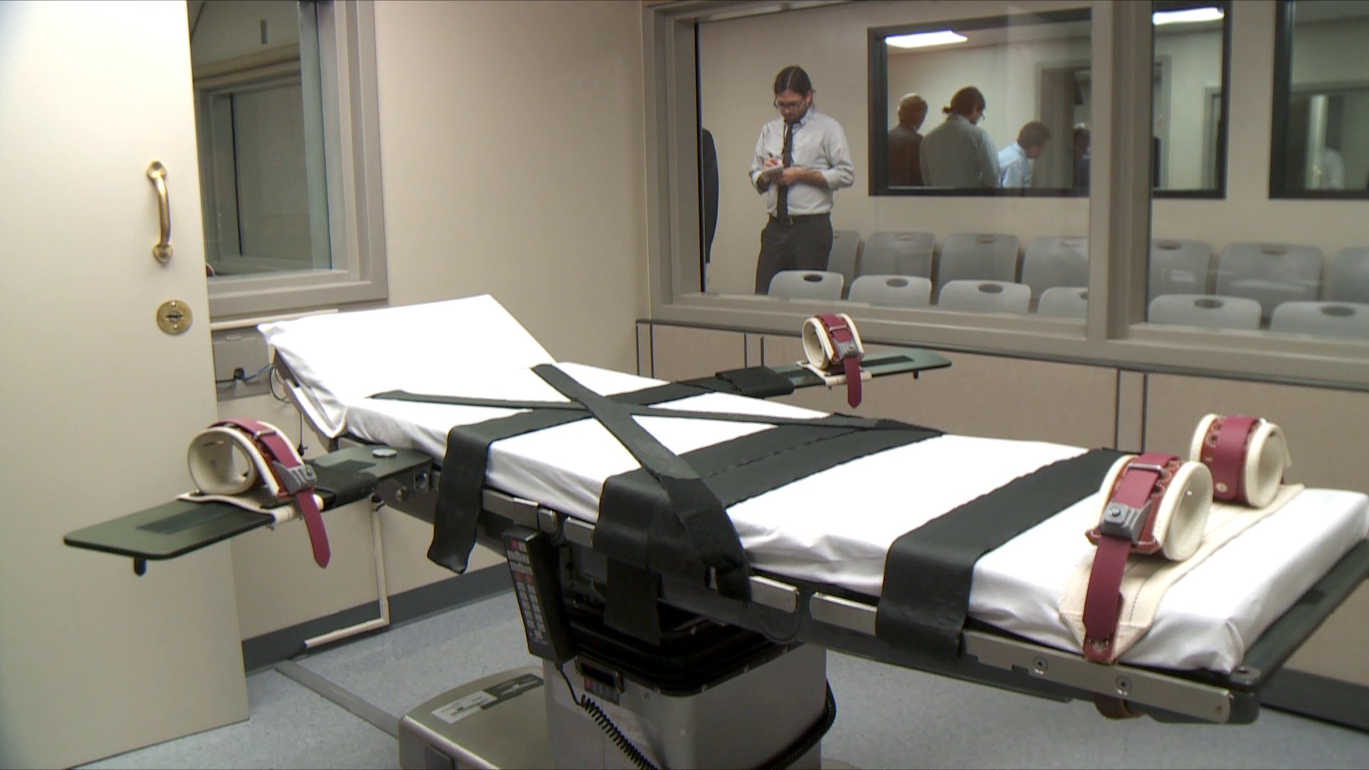Lethal injection for executions