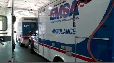 EMSA ambulance