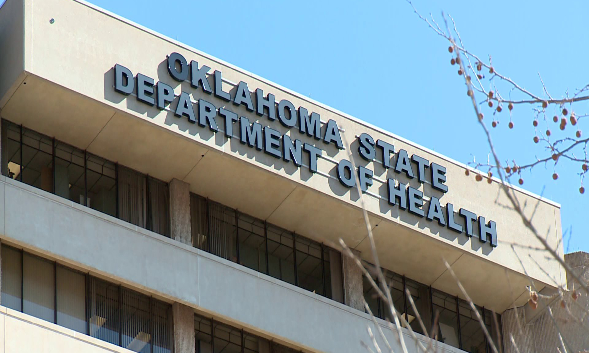 Oklahoma State Department of Health