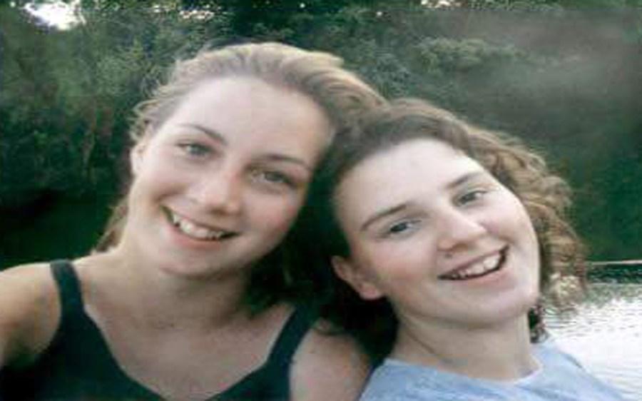 Ashley Freeman and Lauria Bible (family photo)