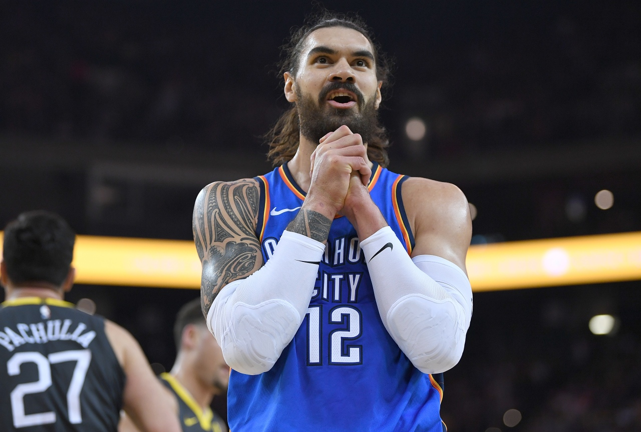 BREAKING: Steven Adams Traded to The New Orleans Pelicans