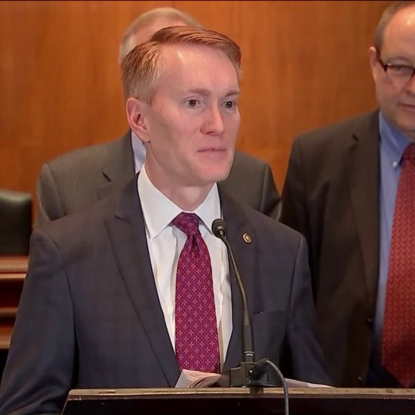 U.S. Sen. James Lankford