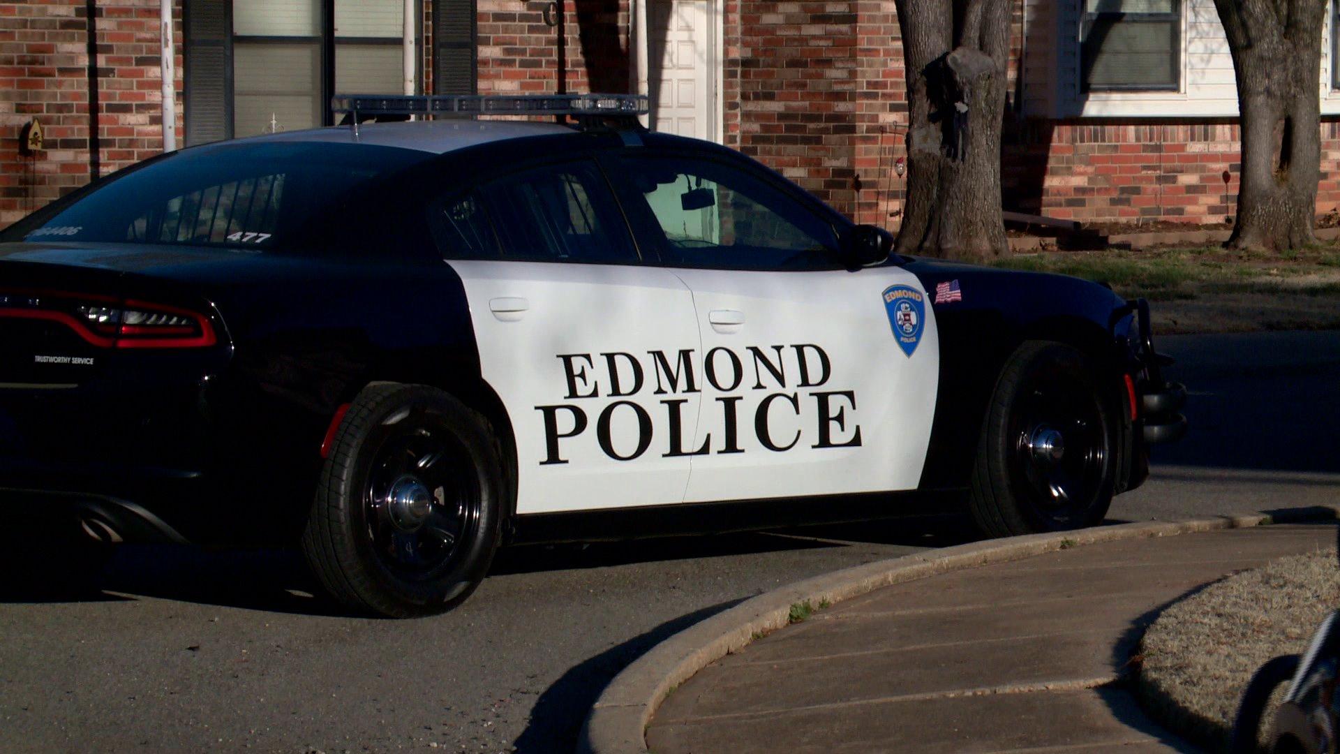 Edmond police