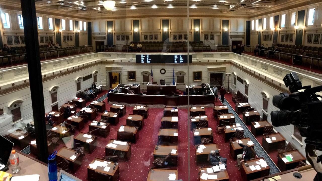 State Senate passes measure to protect medical marijuana cardholder gun rights