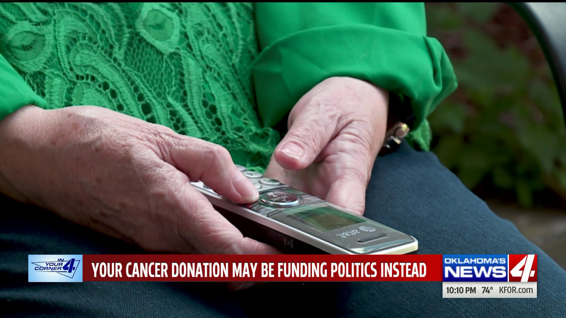 Update Pac S Use Charitable Names To Try To Get Your Donation Dollars Kfor Com Oklahoma City