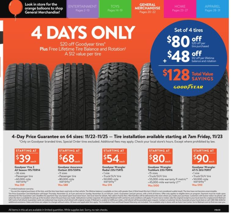 Walmart Releases Its Black Friday Ad For Holiday Shoppers Kfor Com Oklahoma City