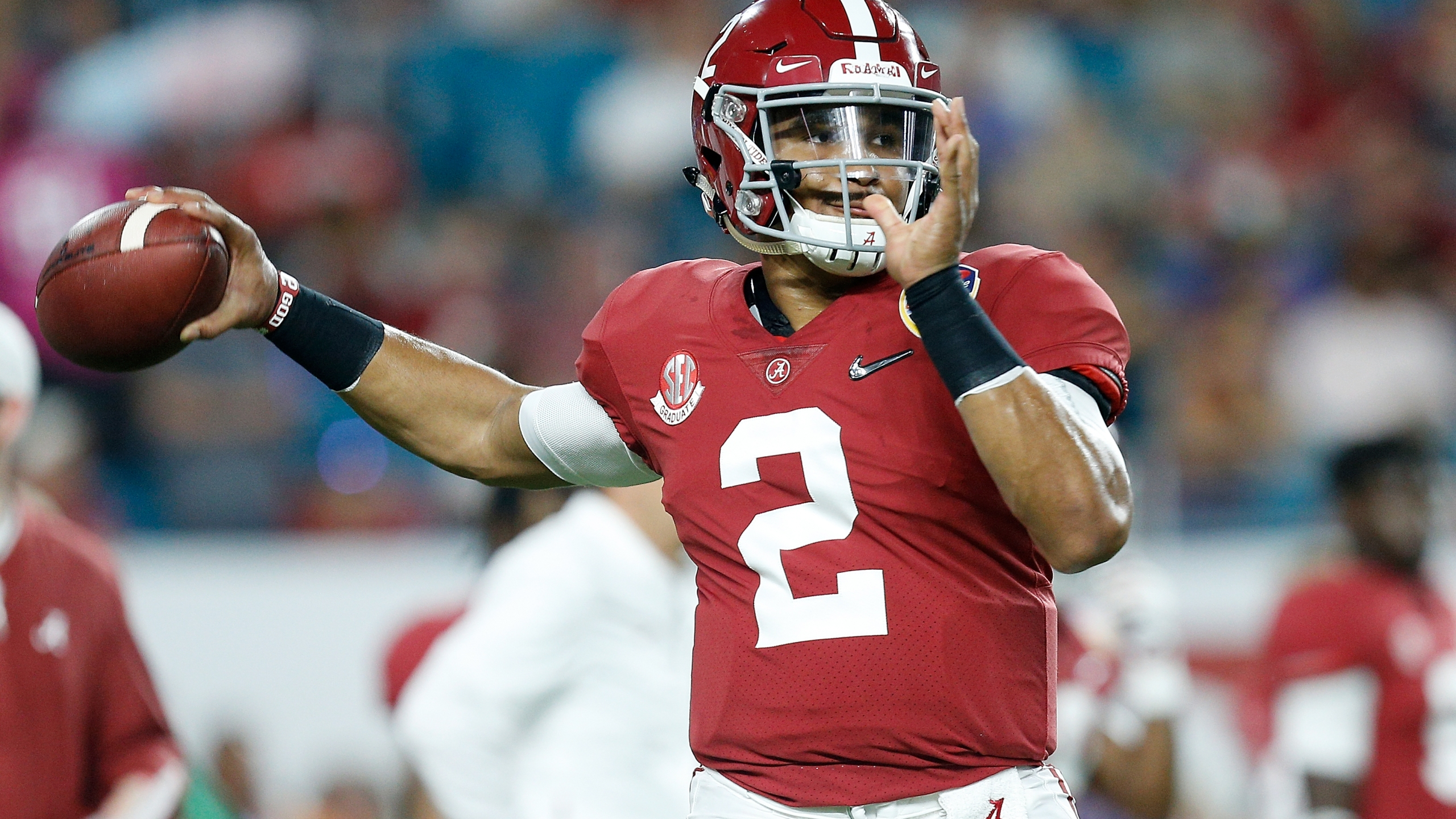 OU: Jalen Hurts is officially a Sooner