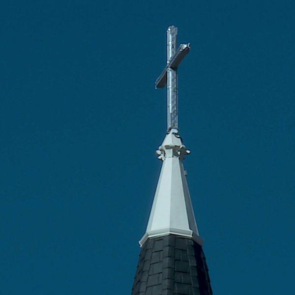 Church cross