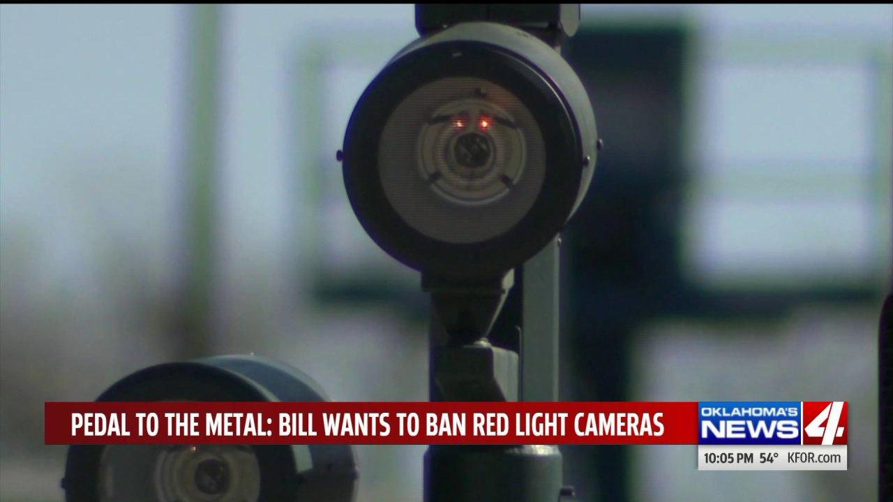 Bill Outlawing Red Light Cameras Passes Oklahoma Senate Kfor Com Oklahoma City