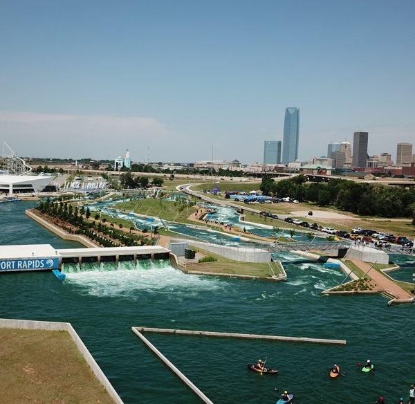 RIVERSPORT OKC