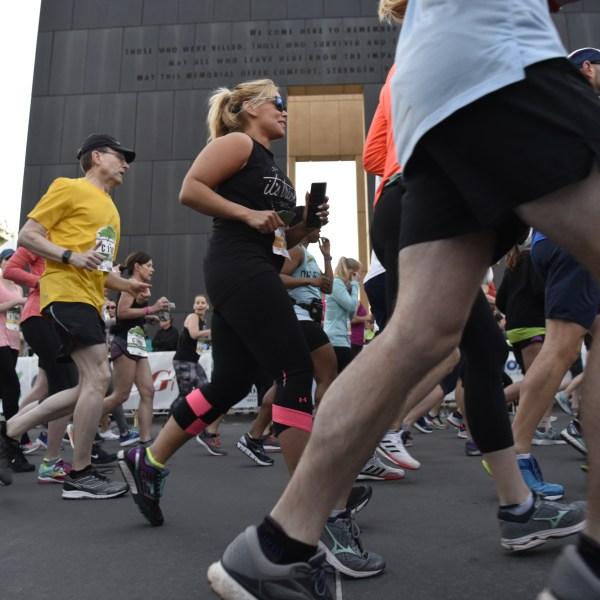Memorial Marathon 2019. Photo Credit, Nick Oxford