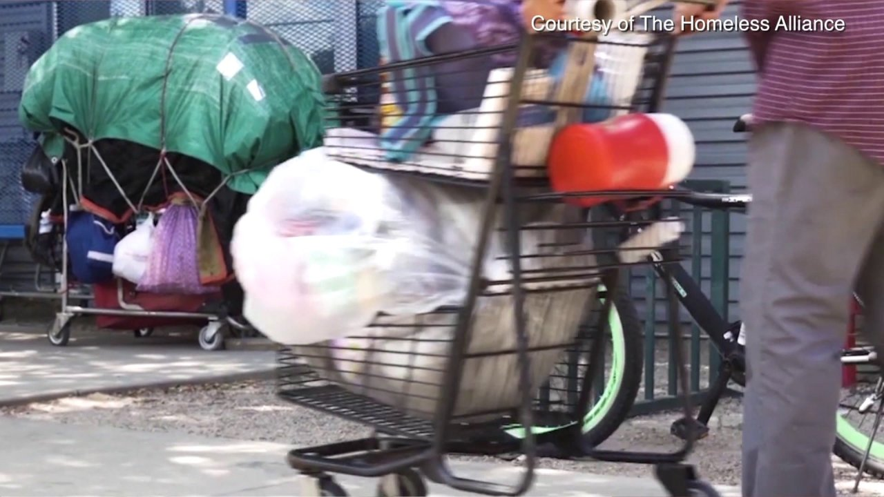 Homeless shelters work with reduced capacity because of pandemic
