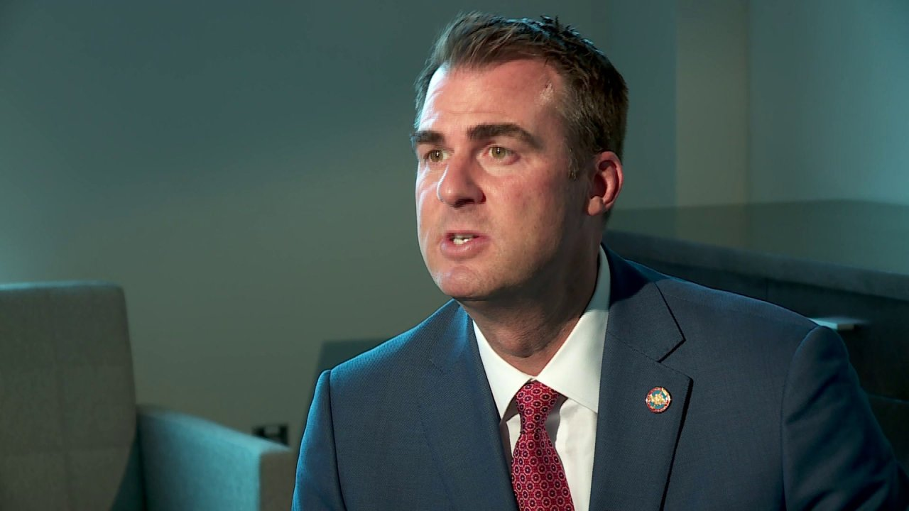 Gov. Kevin Stitt temporarily stops state-paid out-of-state travel to slow coronavirus spread