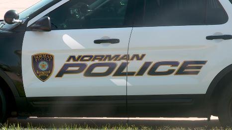 Norman police car