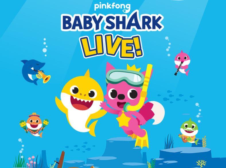 Baby Shark Live to make splash in Oklahoma City next year