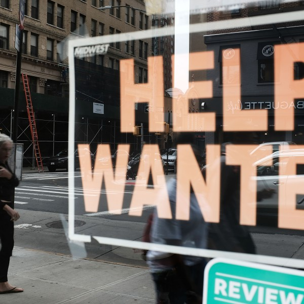 U.S. Economy Adds Jobs In September, Unemployment Rate Drops To 3.7 Percent