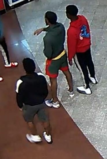 Police release surveillance pictures in connection to the shots-fired at Oklahoma City Mall