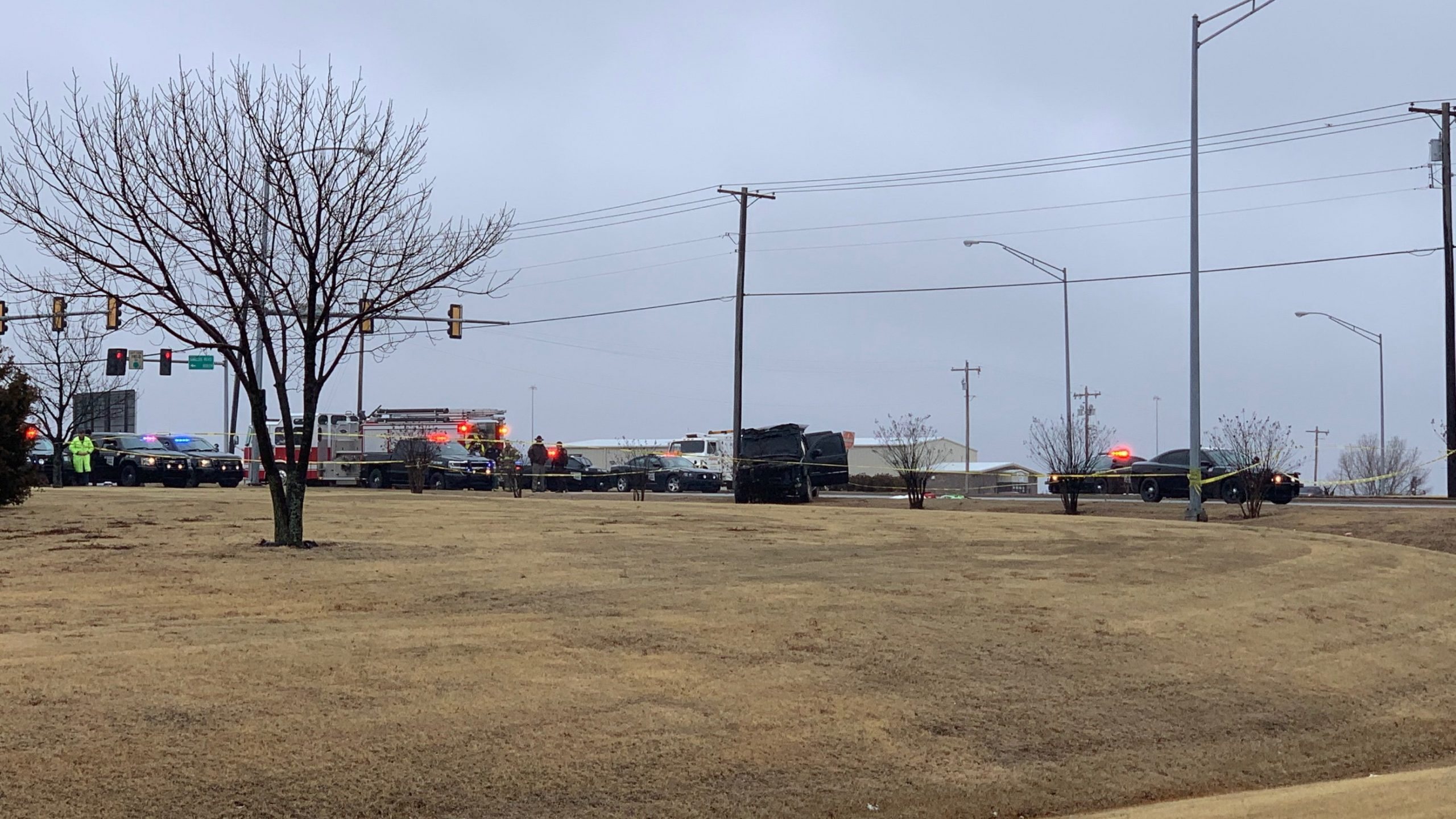 Trooper involved shooting in Moore