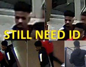 Mugshot of wanted man
