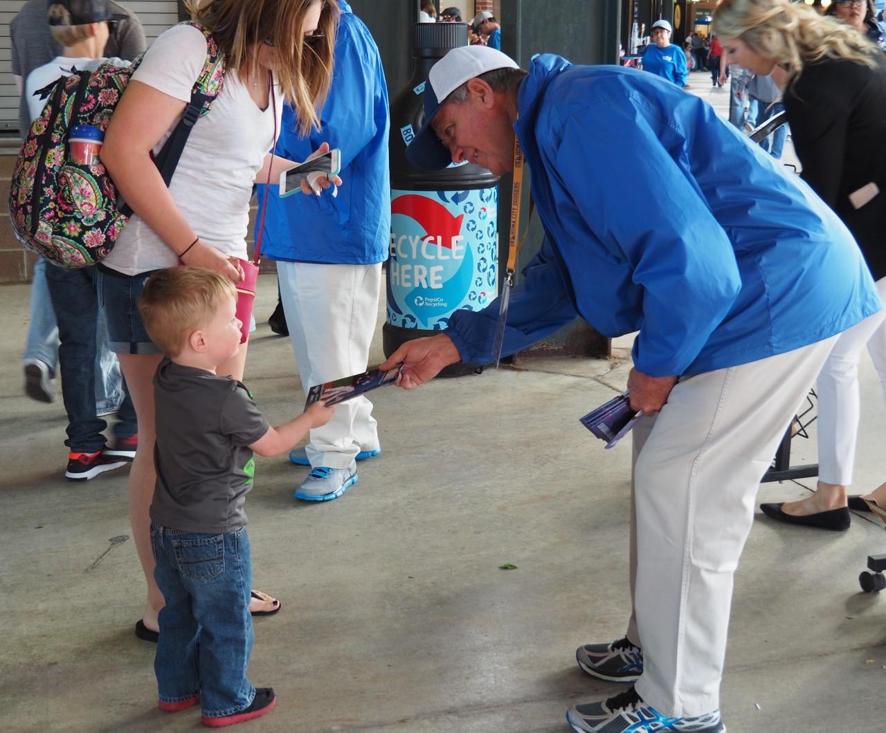 Dodgers job fair