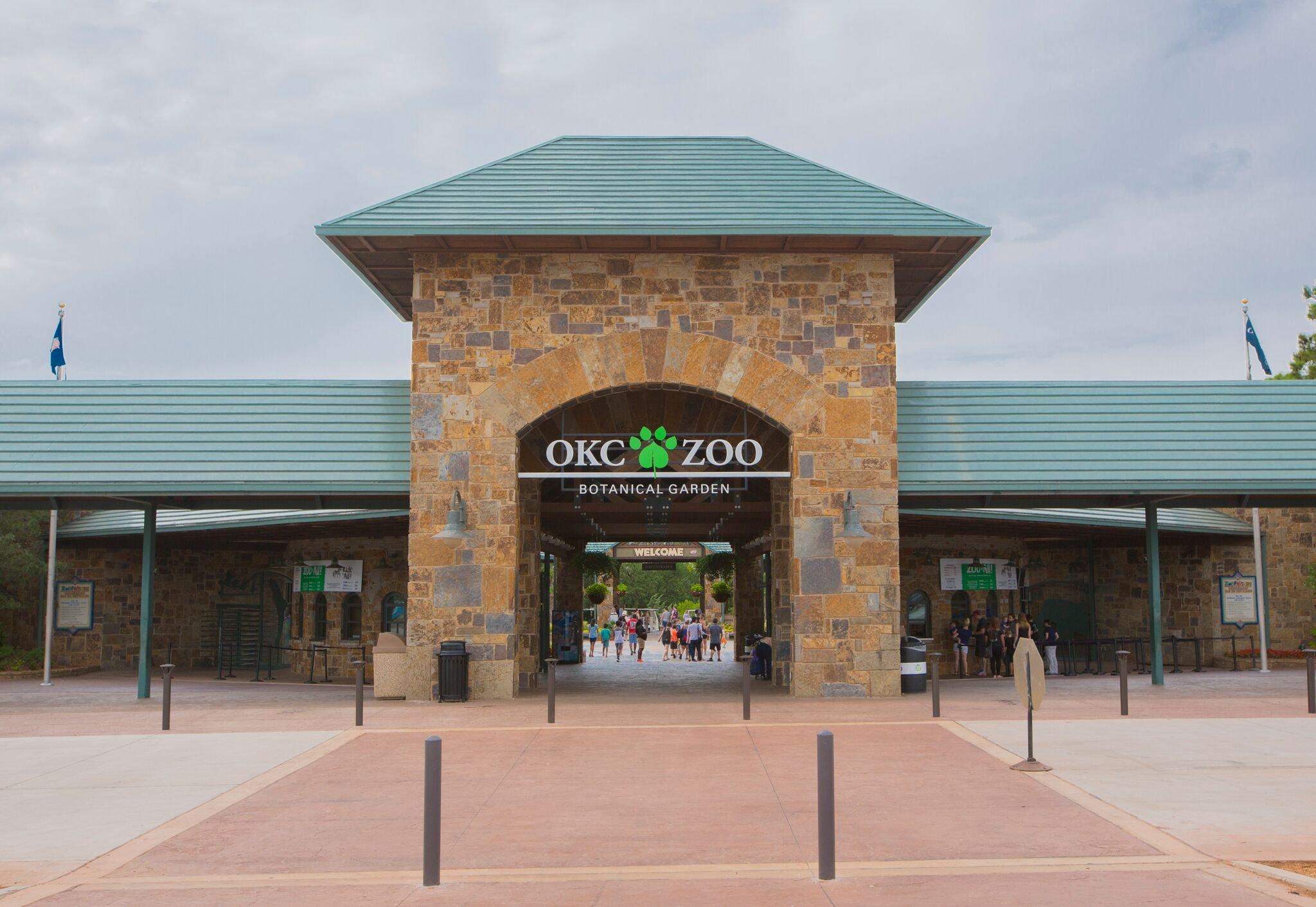 OKC Zoo; Photo courtesy: OKC Zoo