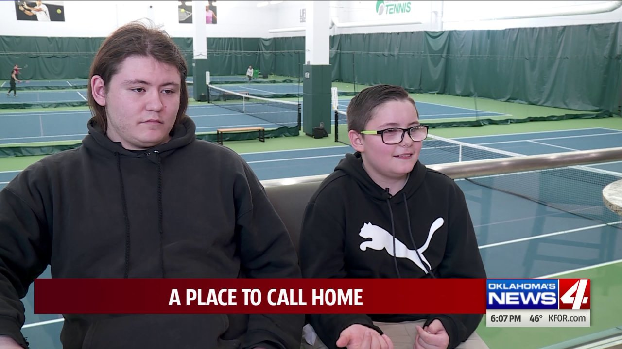 Brothers who live apart hoping to find home before time runs out for older sibling