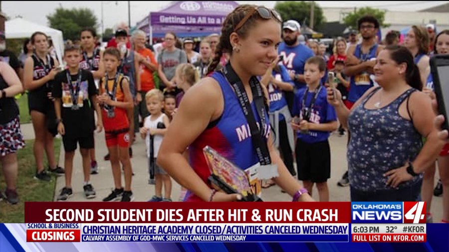 Rachel Freeman was kiled in an auto-ped accident in Moore
