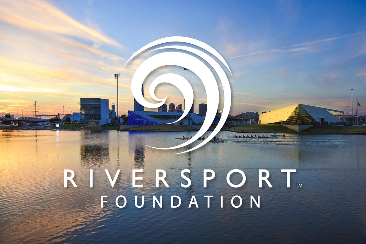 Image of the Riversport Foundation Logo