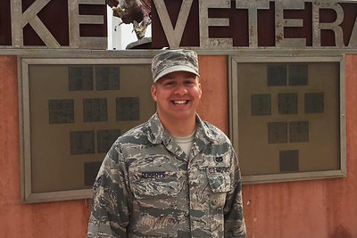 Oklahoma Air National Guardsman, Staff Sgt. Marshal Roberts, was killed Wednesday, March 11, 2020, during a rocket attack in Iraq. Roberts served with the 219th Engineering Installation Squadron, 138th Fighter Wing, which is deployed in support of Operation Inherent Resolve. (Courtesy photo by the Roberts family)